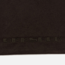 Мужские брюки Rick Owens DRKSHDW Dropped Crotch Drawstring Long Black фото- 6