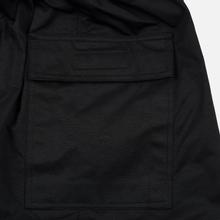 Мужские брюки Rick Owens DRKSHDW Dropped Crotch Drawstring Long Black фото- 2