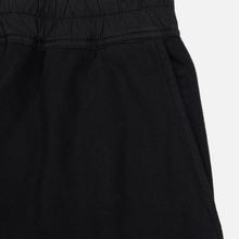 Мужские брюки Rick Owens DRKSHDW Loose Fit Drawstring Long Gym Print Black/Natural фото- 3