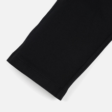 Мужские брюки Rick Owens DRKSHDW Loose Fit Drawstring Long Gym Print Black/Natural фото- 5