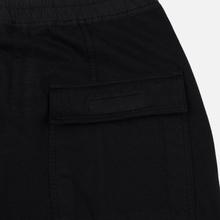 Мужские брюки Rick Owens DRKSHDW Loose Fit Drawstring Long Gym Print Black/Natural фото- 2