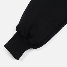 Мужские брюки Rick Owens DRKSHDW Loose Fit Prisoner Drawstring Black фото- 4