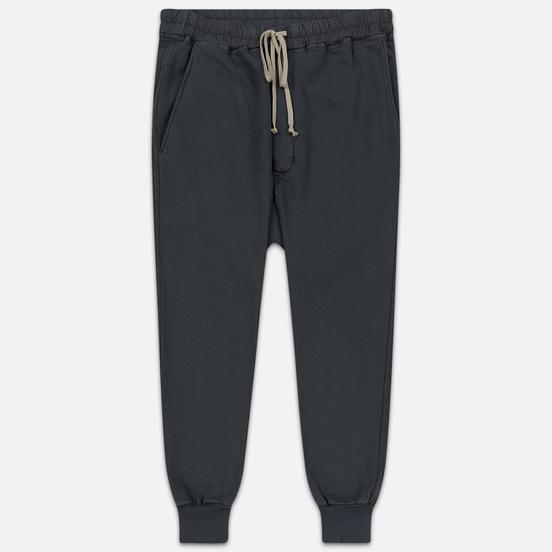 Мужские брюки Rick Owens DRKSHDW Loose Fit Prisoner Drawstring Flint