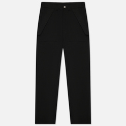 Мужские брюки Rick Owens DRKSHDW Tecuatl Cargo Collapse Cut Black