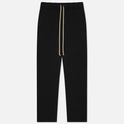 Мужские брюки Rick Owens DRKSHDW Tecuatl Drawstring Long Black