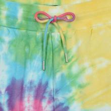 Мужские брюки RIPNDIP Nerm & Jerm Show Sweat Rainbow Spiral Dye фото- 1