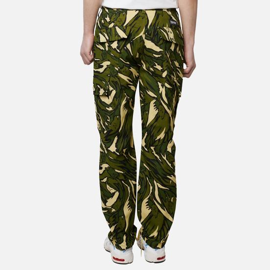 Мужские брюки RIPNDIP Tiger Nerm Cargo Green Camo