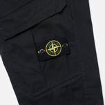Мужские брюки Stone Island Cargo Black фото- 2