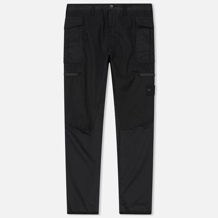 Мужские брюки Stone Island Cargo Classic Military Style Black