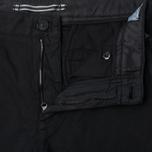 Мужские брюки Stone Island Cargo Garment Dyed Black фото- 2