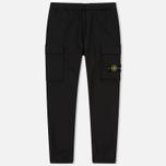 Мужские брюки Stone Island Cargo Jogging Black фото- 0