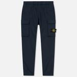 Мужские брюки Stone Island Cargo Jogging Blue фото- 0
