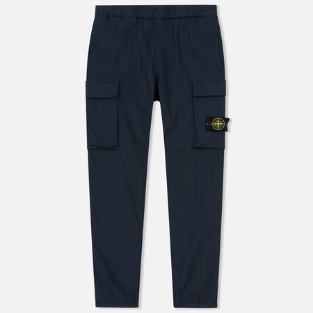 Мужские брюки Stone Island Cargo Jogging Blue