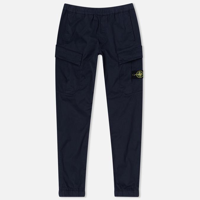 Мужские брюки Stone Island Cargo Navy
