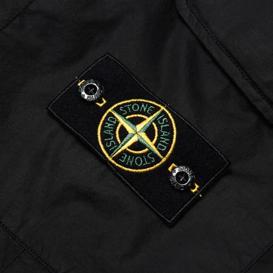 Мужские брюки Stone Island Cargo Tapered Fit Black