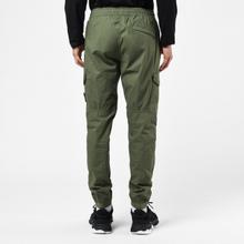 Мужские брюки Stone Island Cargo Tapered Fit Olive Green фото- 5