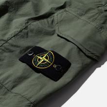 Мужские брюки Stone Island Cargo Tapered Fit Olive Green фото- 2