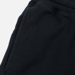 Мужские брюки Stone Island Cotton Fleece Garment Dyed Navy фото- 2