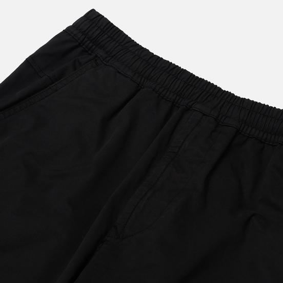 Мужские брюки Stone Island Ghost Piece Cargo Black