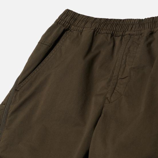 Мужские брюки Stone Island Ghost Piece Cargo Military Green