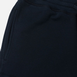 Мужские брюки Stone Island Jogging Brushed Cotton Fleece Dark Navy фото- 1