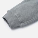 Мужские брюки Stone Island Jogging Brushed Cotton Fleece Light Grey фото- 5