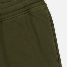 Мужские брюки Stone Island Jogging Large Zip Pocket Olive Green фото- 2