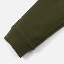 Мужские брюки Stone Island Jogging Large Zip Pocket Olive Green фото- 5