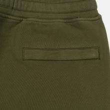 Мужские брюки Stone Island Jogging Large Zip Pocket Olive Green фото- 4