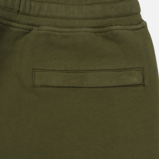 Мужские брюки Stone Island Jogging Large Zip Pocket Olive Green