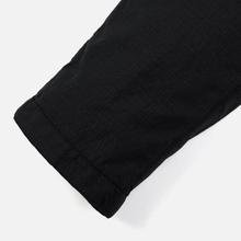 Мужские брюки Stone Island Reflective Weave Ripstop-TC Black фото- 5