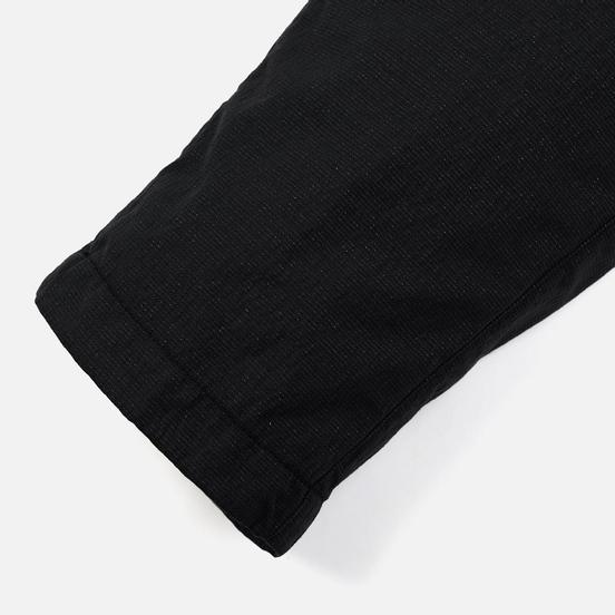 Мужские брюки Stone Island Reflective Weave Ripstop-TC Black