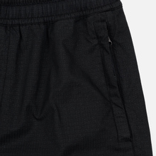 Мужские брюки Stone Island Reflective Weave Ripstop-TC Black фото- 2