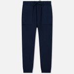 Мужские брюки Stone Island Shadow Project Articulation Tunnel Elasticated Strap Navy Blue фото- 0