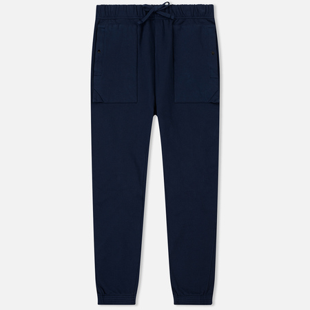 Мужские брюки Stone Island Shadow Project Articulation Tunnel Elasticated Strap Navy Blue