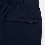 Мужские брюки Stone Island Shadow Project Articulation Tunnel Elasticated Strap Navy Blue фото- 4