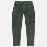 Мужские брюки Stone Island Shadow Project Cargo Comfort Cotton Gabardine Green фото- 0