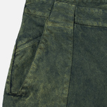Stone Island Shadow Project Cargo Comfort Cotton Men`s Trousers Gabardine Green photo- 1