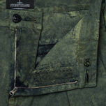 Stone Island Shadow Project Cargo Comfort Cotton Men`s Trousers Gabardine Green photo- 2
