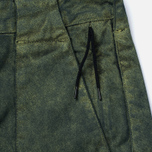 Stone Island Shadow Project Cargo Comfort Cotton Men`s Trousers Gabardine Green photo- 3