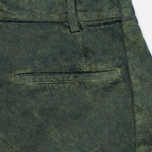 Мужские брюки Stone Island Shadow Project Cargo Comfort Cotton Gabardine Green фото- 4