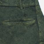 Мужские брюки Stone Island Shadow Project Cargo Comfort Cotton Gabardine Green фото- 4