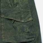 Мужские брюки Stone Island Shadow Project Cargo Comfort Cotton Gabardine Green фото- 5