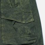 Мужские брюки Stone Island Shadow Project Cargo Comfort Cotton Gabardine Green фото- 5