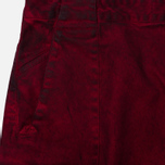 Stone Island Shadow Project Cargo Comfort Cotton Gabardine Maroon photo- 1