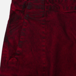 Мужские брюки Stone Island Shadow Project Cargo Comfort Cotton Gabardine Maroon фото- 1
