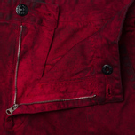 Stone Island Shadow Project Cargo Comfort Cotton Gabardine Maroon photo- 2