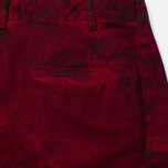 Stone Island Shadow Project Cargo Comfort Cotton Gabardine Maroon photo- 4