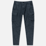 Мужские брюки Stone Island Shadow Project Cargo Comfort Cotton Gabardine Steel Grey фото- 0