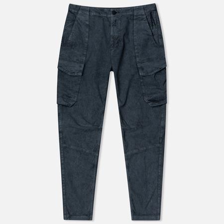 Мужские брюки Stone Island Shadow Project Cargo Comfort Cotton Gabardine Steel Grey